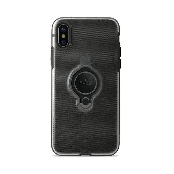 Puro Magnet Ring Cover for iPhone X/XS