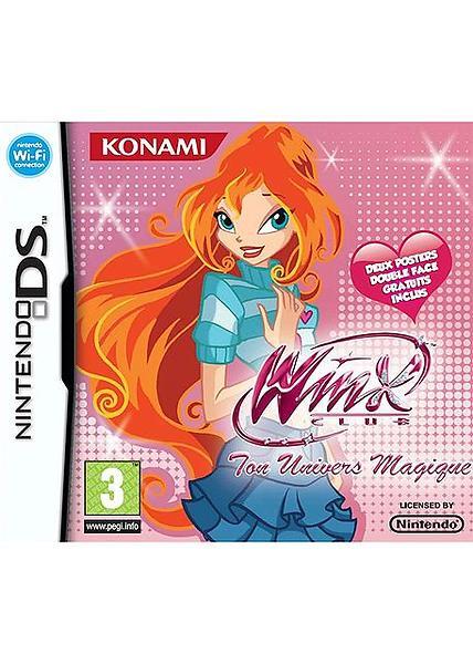 Winx Club: Your Magic Universe (DS)