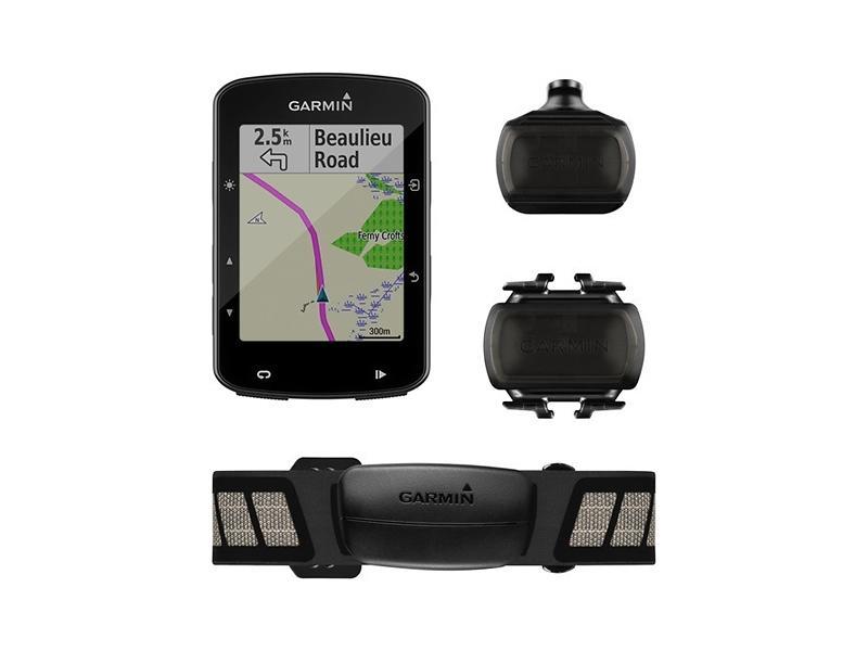 Best pris på Garmin Edge 520 Plus Sensor Bundle Sykkelcomputer - Sammenlign priser hos Prisjakt