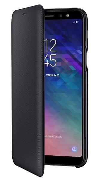 Samsung Flip Wallet for Samsung Galaxy A6 Plus 2018