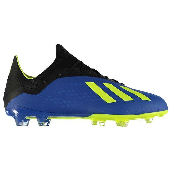 new arrivals f9a81 bb019 Storico dei prezzi di Adidas X 18.2 FG (Uomo) - Trova il miglior prezzo