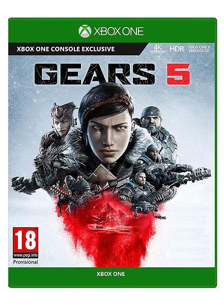 Bild på Gears 5 (Xbox One) från Prisjakt.nu