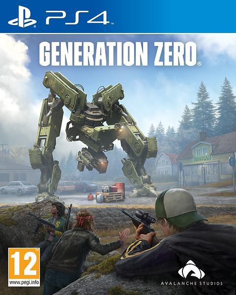 Bild på Generation Zero (PS4) från Prisjakt.nu