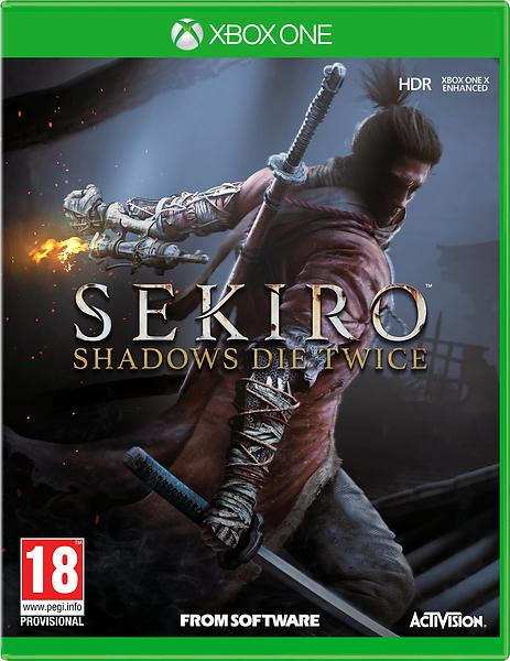 Bild på Sekiro: Shadows Die Twice (Xbox One) från Prisjakt.nu