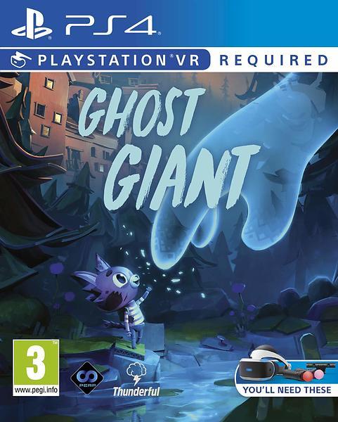 Bild på Ghost Giant (VR) (PS4) från Prisjakt.nu