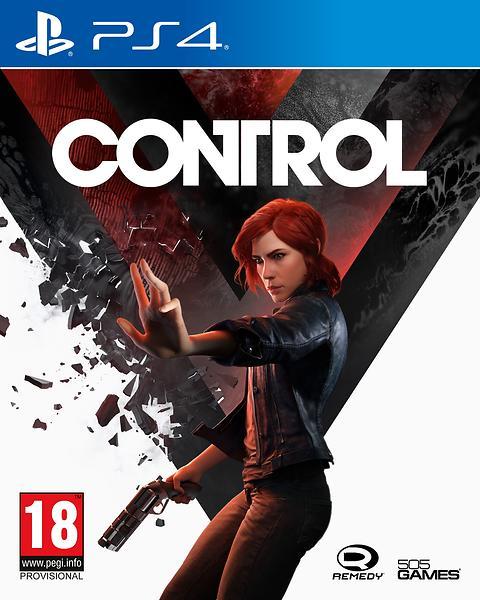 Bild på Control (PS4) från Prisjakt.nu
