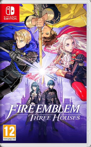 Bild på Fire Emblem: Three Houses (Switch) från Prisjakt.nu