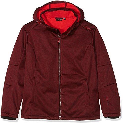 CMP Softshell Jacket Zip Hood 3A22226CFM (Donna)