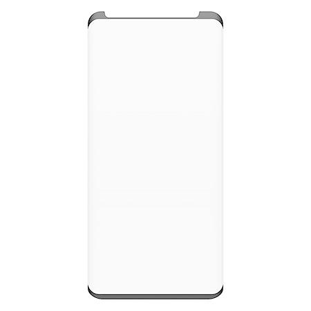Otterbox Alpha Glass Privacy Screen Protector for Samsung Galaxy S9 Plus
