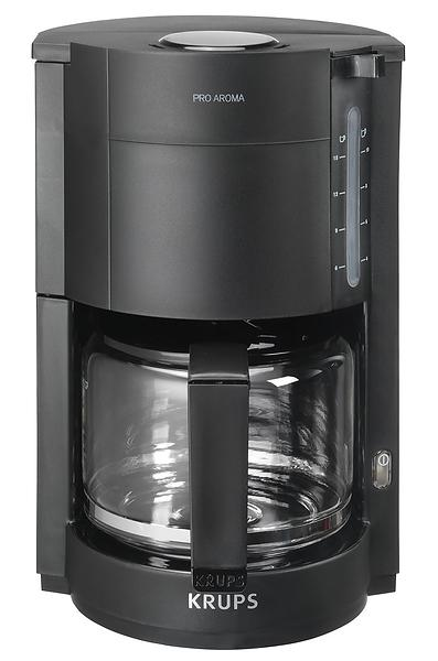 best deals on krups pro aroma f309 filter coffee machine compare prices on pricespy. Black Bedroom Furniture Sets. Home Design Ideas