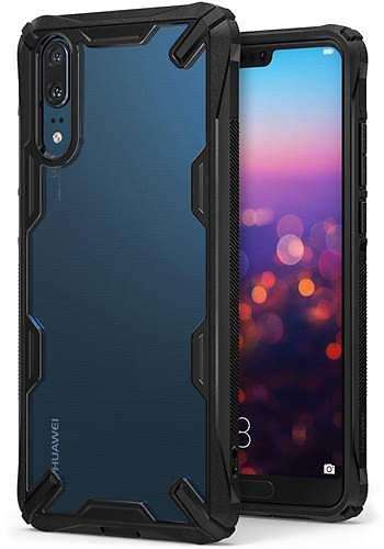 Rearth Ringke Fusion X for Huawei P20