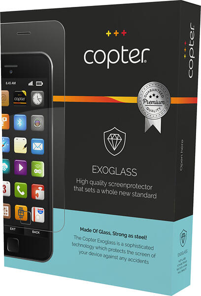 Copter Exoglass Screen Protector for Asus ZenFone 5/5Z
