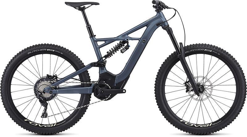 Specialized Turbo Kenevo FSR Comp 2019 (E-bike)