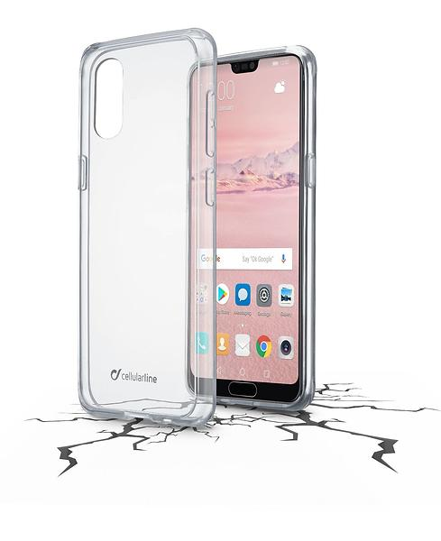 Cellularline Clear Duo for Huawei P20 Pro
