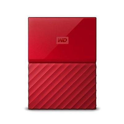 WD My Passport USB 3.0 256-bit 2TB