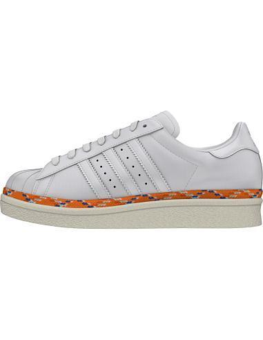 Adidas Originals Superstar 80s New Bold (Donna) b1d3ae4437e