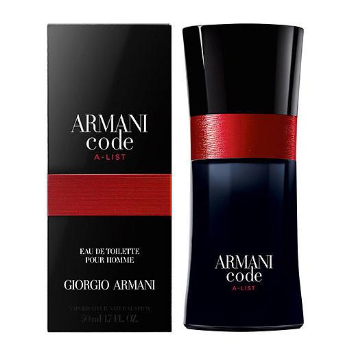 Giorgio Armani Code A-List edt 50ml