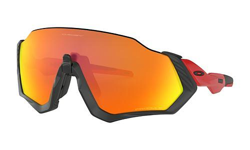 Oakley Flight Jacket Prizm Ruby Polarizzati