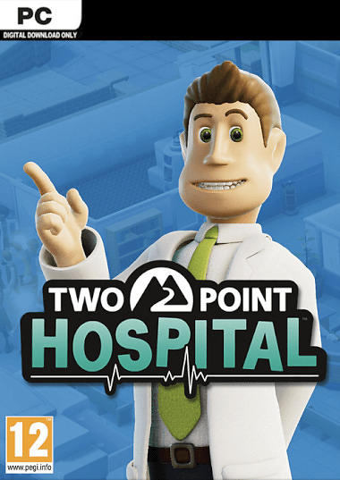 Bild på Two Point Hospital (PC) från Prisjakt.nu