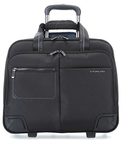 Roncato Wall Street 2 ruote business PC trolley 38cm