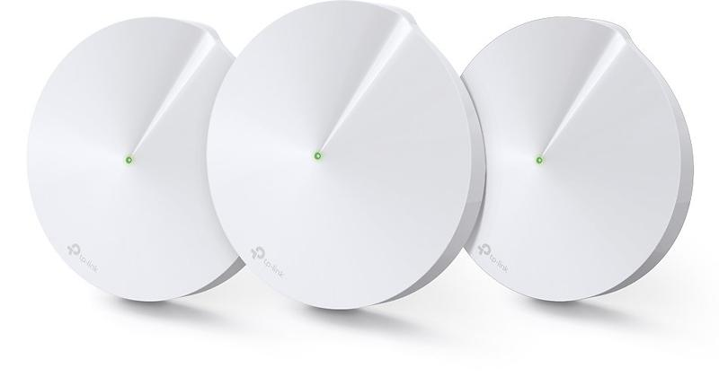 Bild på TP-Link Deco M9 Plus Whole-Home WiFi Router (3-pack) från Prisjakt.nu