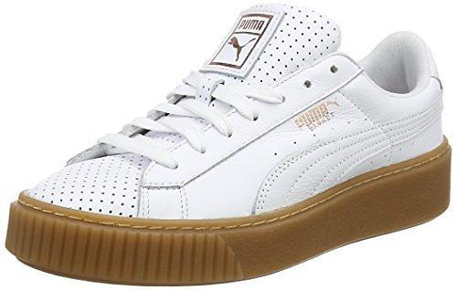 Puma Basket Platform Perf L (Donna)