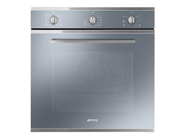 Smeg cucina sf64m3vs argento forno da incasso al miglior prezzo confronta subito le offerte - Miglior forno elettrico da incasso ...