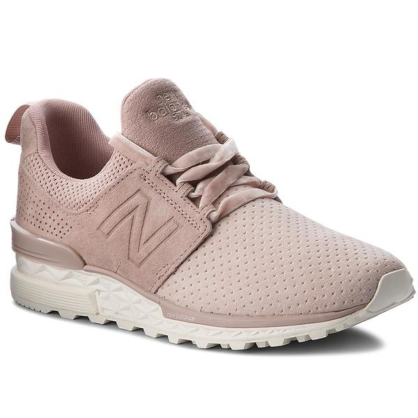 New Balance WS574 Perf Suede (Donna)