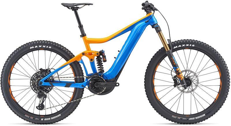 Giant Trance SX E+ 0 Pro 2019 (E-bike)
