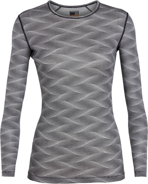 Icebreaker 200 Oasis LS Shirt (Donna)
