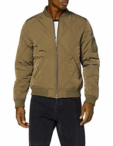 Urban Classics Diamond Quilt Bomber Jacket (Uomo)