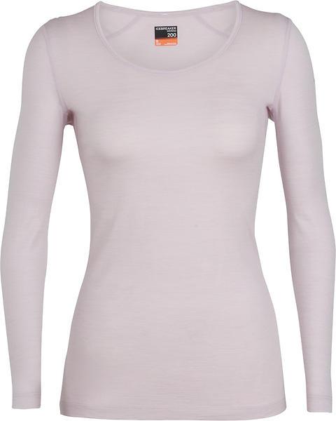 Icebreaker 200 Oasis Scoop LS Shirt (Donna)