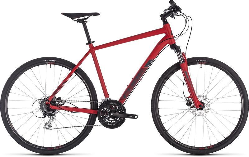 Cube Bikes Nature 2019