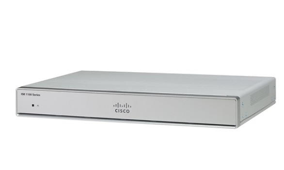 Cisco 1117-4P Integrated Services Router