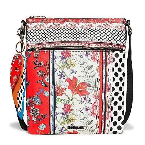 Historique de prix de Desigual Ghana Shoulder Bag Sac à main   sac en  bandoulière - Trouver le meilleur prix b84133a3c07