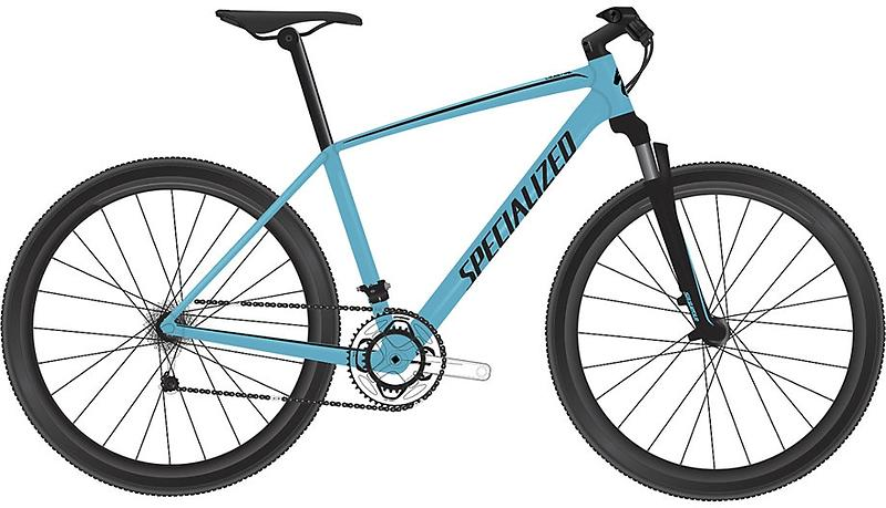 Specialized Crosstrail HRD Disc 2019