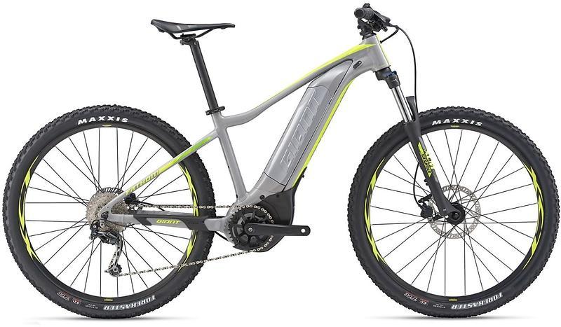 Giant Fathom E+ 3 2019 (E-bike)