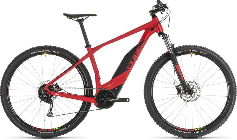 Cube Bikes Acid Hybrid One 400 2019 (E-bike)