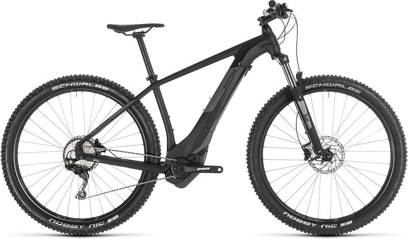 Cube Bikes Reaction Hybrid Exc 500 2019 (E-bike)