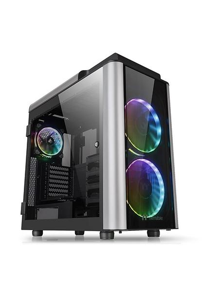 Thermaltake Level 20 GT RGB Plus (Nero/Argento/Trasparente)