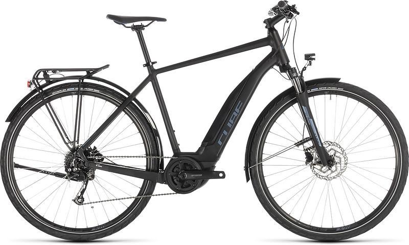Cube Bikes Touring Hybrid One 400 2019 (E-bike)