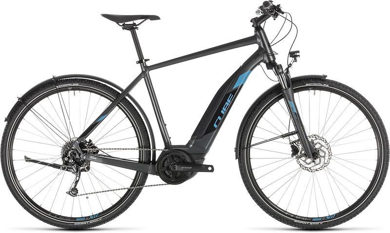 Cube Bikes Cross Hybrid One Allroad 500 2019 (E-bike)