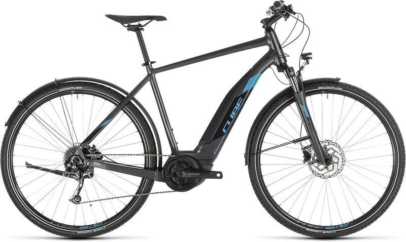 Cube Bikes Cross Hybrid One Allroad 400 2019 (E-bike)