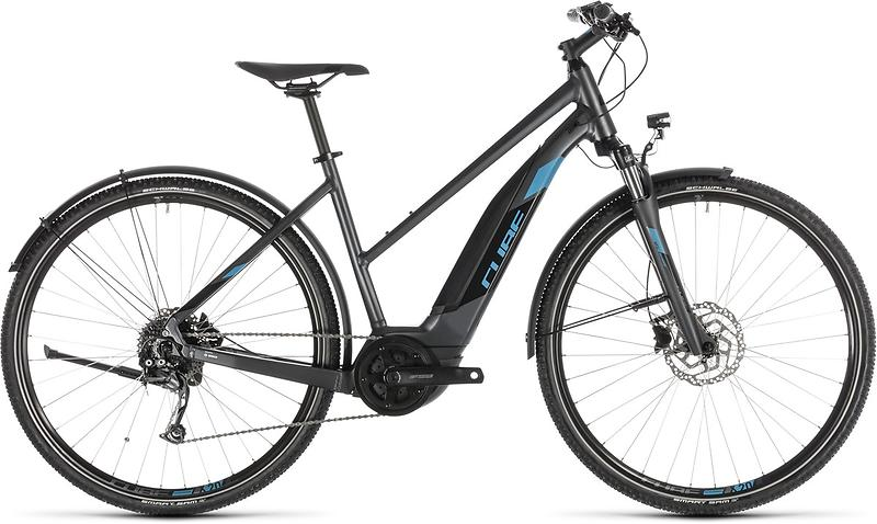 Cube Bikes Cross Hybrid One Allroad 400 Trapeze 2019 (E-bike)
