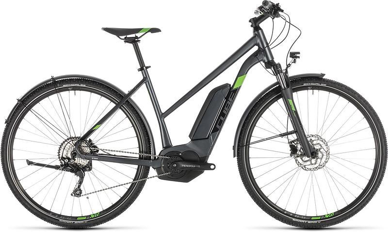Cube Bikes Cross Hybrid Pro Allroad 500 Trapeze 2019 (E-bike)