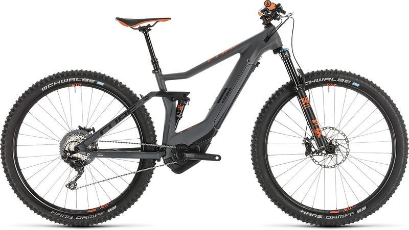 Cube Bikes Stereo Hybrid 120 HPC TM 500 2019 (E-bike)