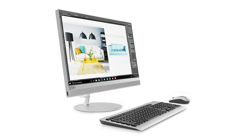 Bild på Lenovo IdeaCentre 520-27 F0DE003KMW från Prisjakt.nu