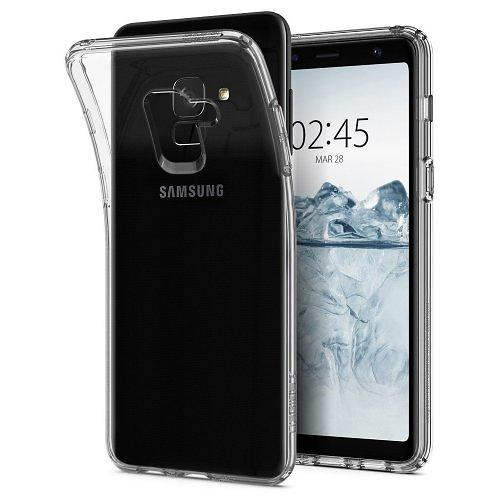 Spigen Liquid Crystal for Samsung Galaxy A8 2018