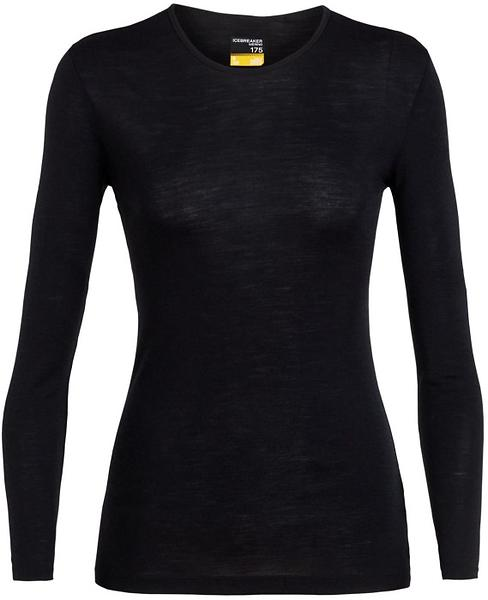 Icebreaker 175 Everyday Crewe LS Shirt (Donna)