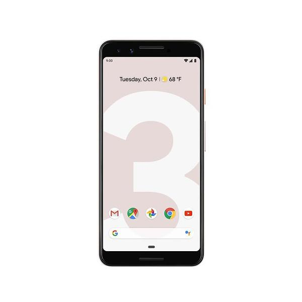 google pixel 3 64go au meilleur prix comparez les offres de t l phone portable sur led nicheur. Black Bedroom Furniture Sets. Home Design Ideas